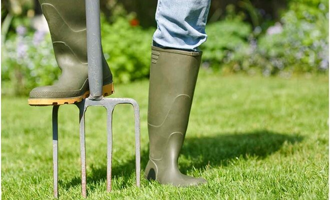 Want to Aerate Your Lawn
